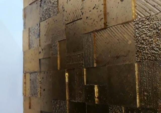 3D Corck Bricks