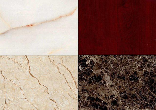 PVC Marble Stone