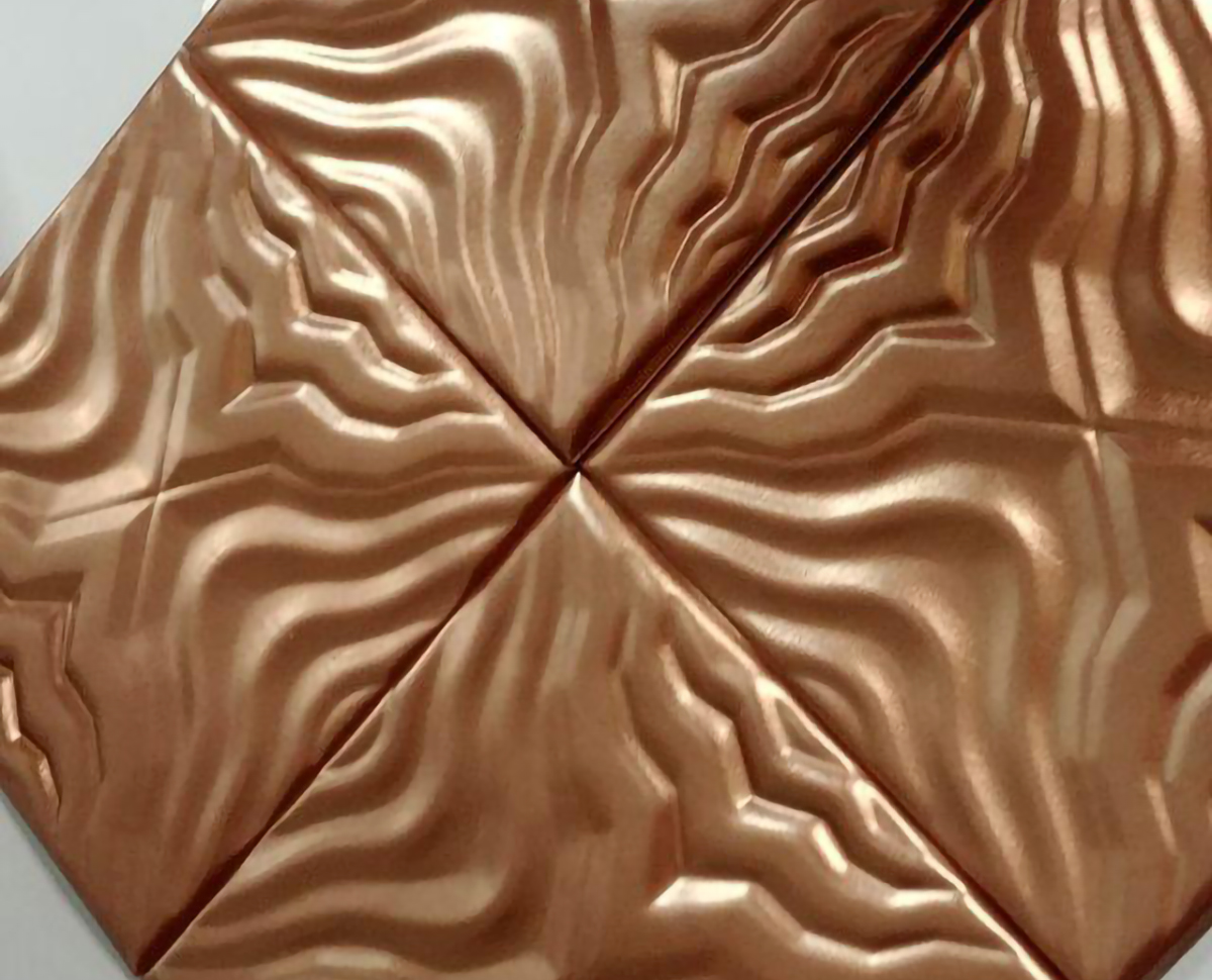 3D Leather Design